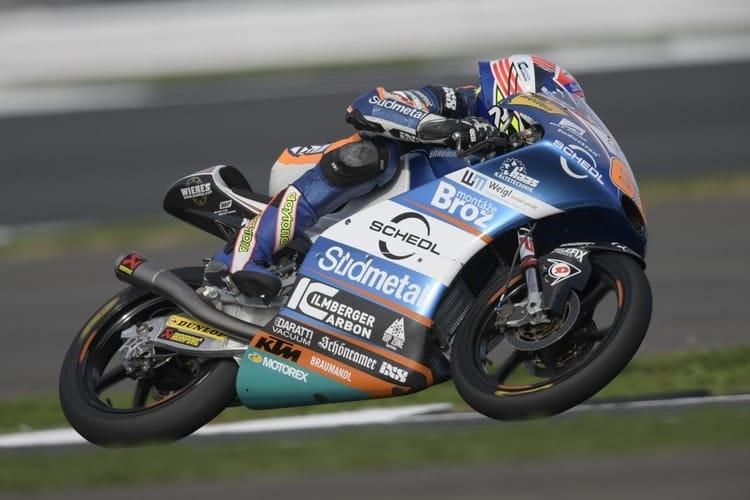 Philipp Oettl, Silverstone FP1