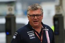 Otmar Szafnauer - Sahara Force India F1 Team - Hockenheimring