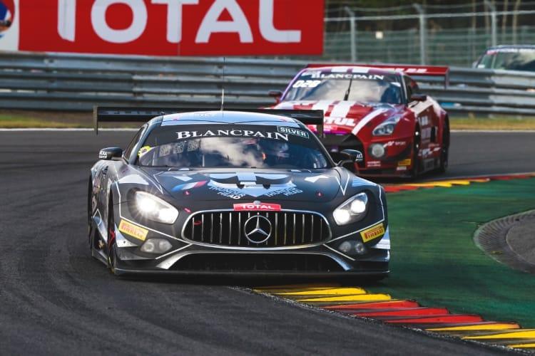 #90 Akka ASP Team FRA Mercedes-AMG GT3 Silver Cup Jack Manchester GBR Jules Szymkowiak NDL Fabian Schiller DEU Nico Bastian DEU, Race  | SRO / Patrick Hecq Photography