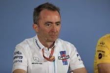 Paddy Lowe - F1