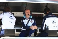 Paddy Lowe - Williams Martini Racing - Chief Technical Officer