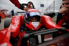 Petru Florescu - Fortec Motorsport - Silverstone