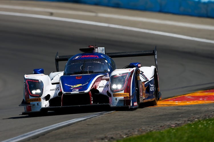 United Autosports - Watkins Glen International