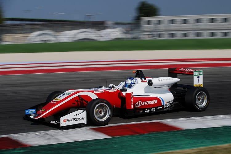 Ralf Aron - Prema Theodore Racing - Misano World Circuit Marco Simoncelli