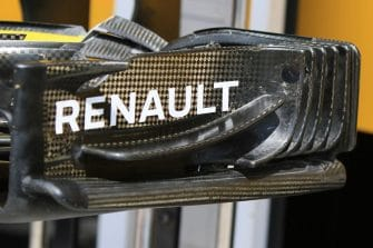 Renault Sport Formula One Team - Hungaroring