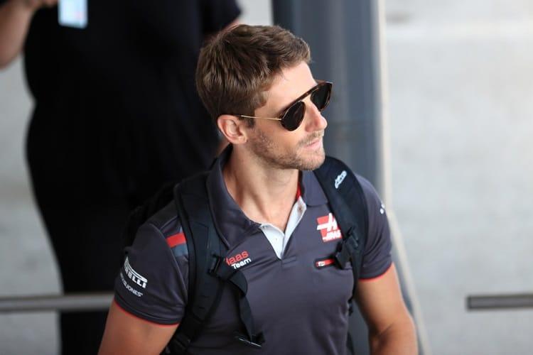 Romain Grosjean - Haas F1 Team - Hungaroring
