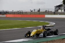 Sacha Fenestraz - Carlin - Silverstone