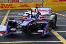 Sam Bird, Virgin Racing, New York City