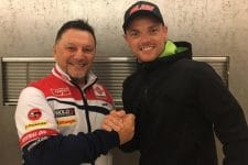 Sam Lowes returning to Gresini Moto2 in 2019