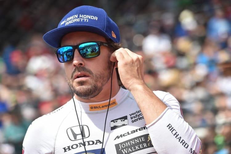 Fernando Alonso (ESP), McLaren, Andretti Autosport, 2017 Verizon IndyCar Series, 2017 Indianapolis 500