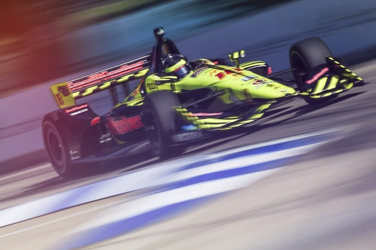 Sebastien Bourdais (FRA), Dale Coyne Racing, 2018 Verizon IndyCar Series