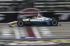 Gabby Chaves (COL), Harding Racing, Verizon IndyCar Series, Texas, 2018