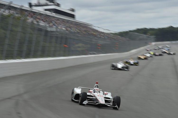 Will Power (AUS), Team Penske, 2018 Verizon indyCar Series, Pocono
