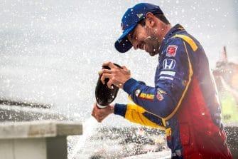 Alexander Rossi (USA), 2018 Verizon indyCar Series, Andretti Autosport, Pocono