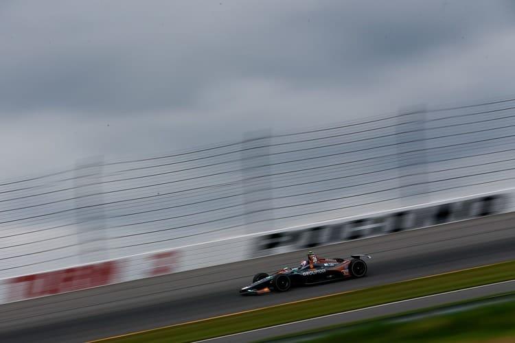 Zach Veach (USA), Andretti Autosport, Pocono Raceway, 2018 Verizon IndyCar Series