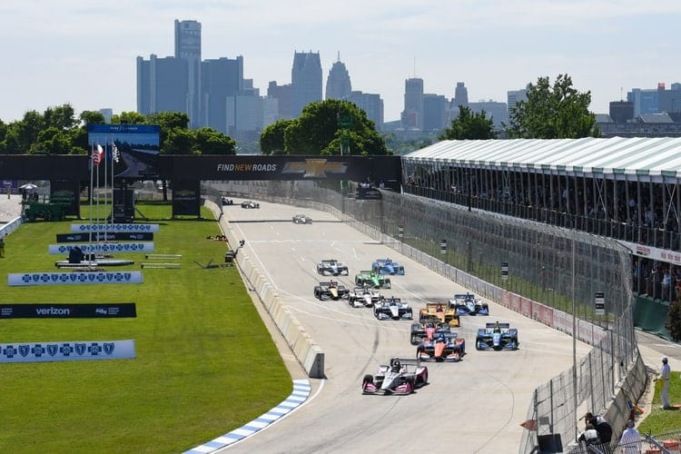 2018 Chevrolet Duel in Detroit, 2018 Verizon IndyCar Series