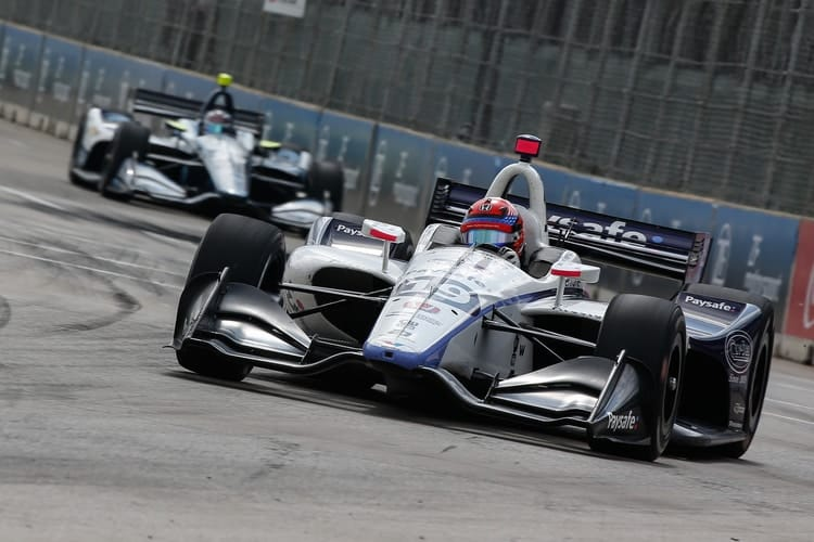 Santino Ferrucci (USA), Dale Coyne Racing, Detroit, Verizon IndyCar Series, 2018