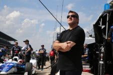 Tony Stewart (USA), Verizon IndyCar Series, Indianapolis Motor Speedway