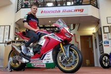 Tom Neave to make BSB Debut at Thruxton