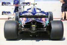 Red Bull Toro Rosso Honda - Hungaroring