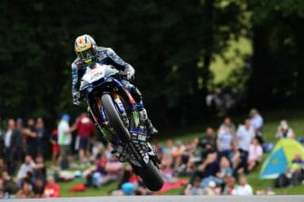 Tough Weekend for McAMS Yamaha at Cadwell Park