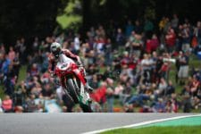 Tough Weekend for O'Halloran at Cadwell Park