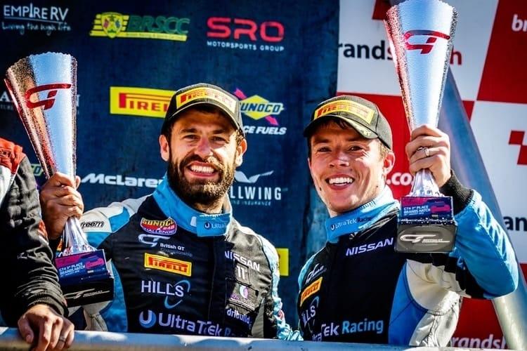 Kelvin Fletcher, Martin Plowman- UltraTech Racing Team RJN