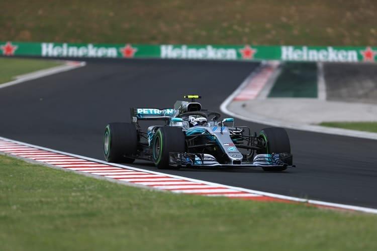 Valtteri Bottas - Mercedes AMG Petronas Motorsport - Hungaroring