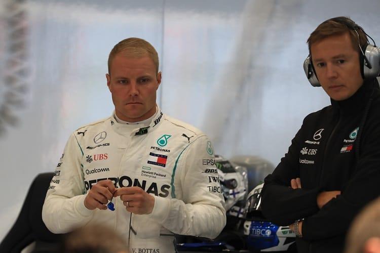 Valtteri Bottas - Mercedes AMG Petronas Motorsport - Spa-Francorchamps