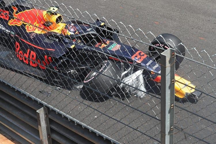 Max Verstappen - Red Bull - F1