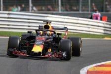 Daniel Ricciardo - 2018 Formula 1 Belgian Grand Prix