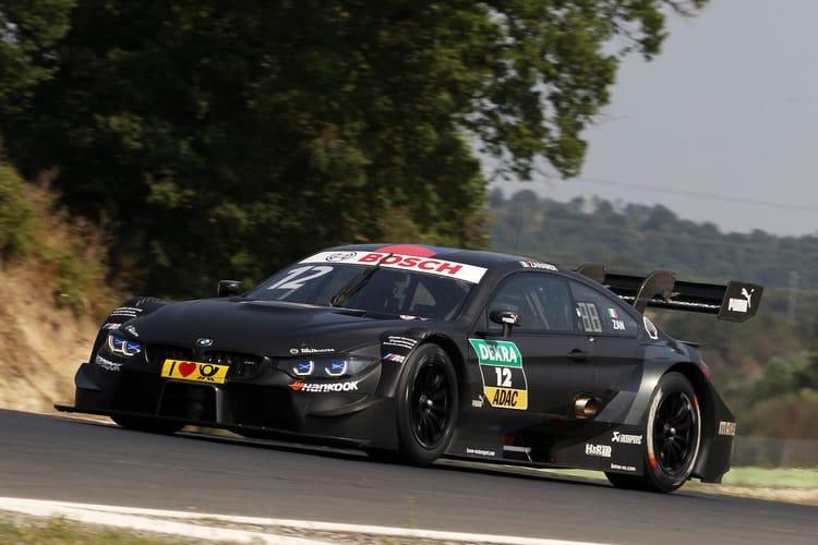 Alex Zanardi: DTM - Vallelunga Test