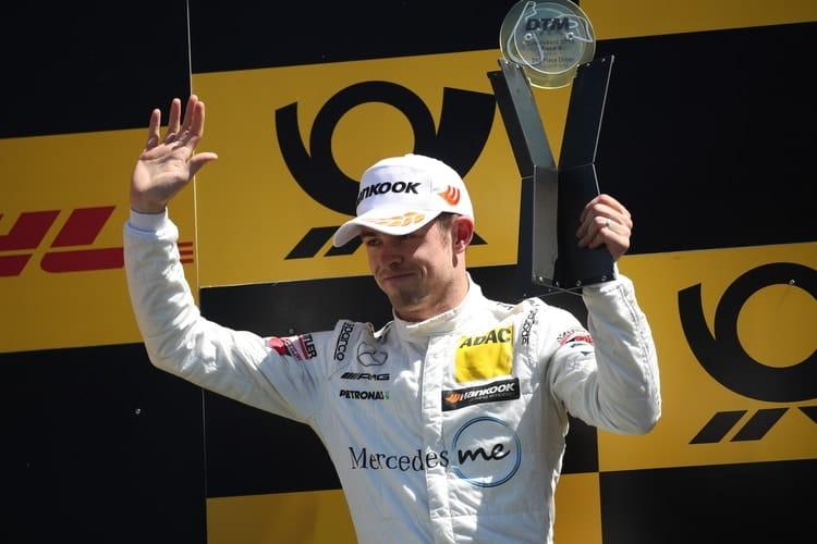 Paul di Resta: 2018 DTM Series - Zandvoort