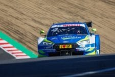 Robin Frijns: 2018 DTM Series - Brands Hatch