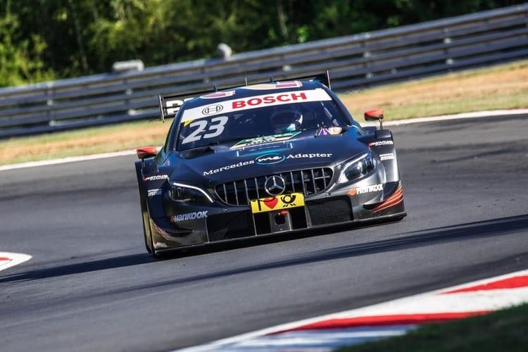 2018 DTM Series: Brands Hatch - Dani Juncadella