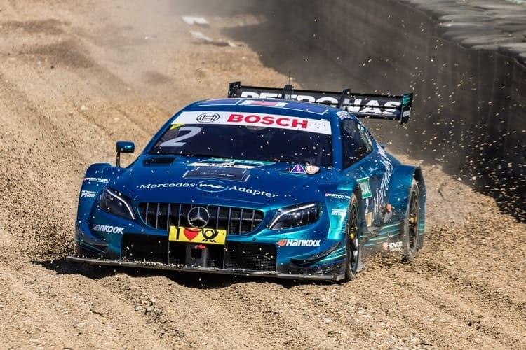 2018 DTM Series: Brands Hatch - Gary Paffett