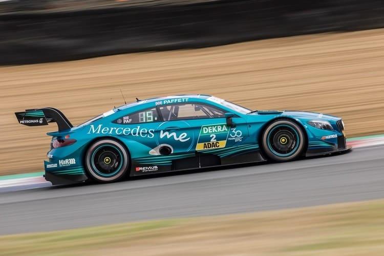 Gary Paffett: 2018 DTM Series - Brands Hatch