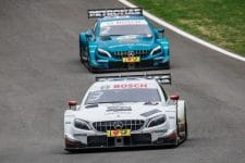 Paul di Resta and Gary Paffett: 2018 DTM Series - Brands Hatch