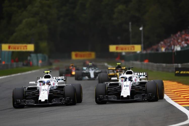 Williams Martini Racing - Belgian Grand Prix - F1