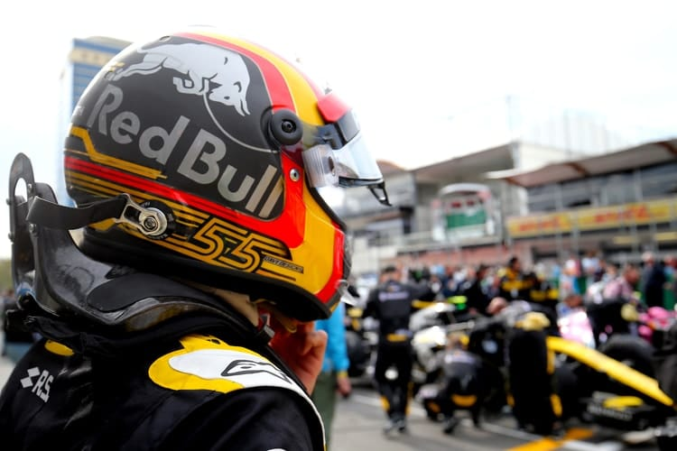 Carlos Sainz Jr. - Formula 1 - 2018 Azerbaijan GP