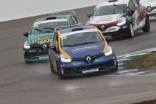 James Dorlin Renault UK Clio Cup