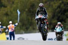 Francesco Bagnaia - Moto2 championship leader