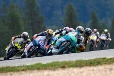 Moto3 - Brno