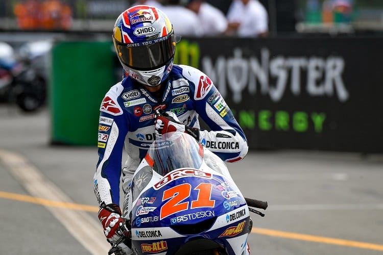 Fabio Di Giannantonio - Brno - Race Winner