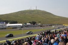 Knockhill Renault UK Clio Cup
