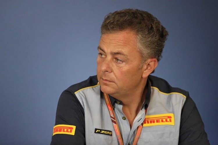 Mario Isola - Formula 1 - 2018 Hungarian GP