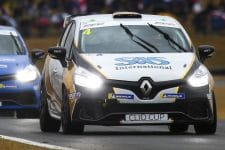 Jack McCarthy Renault UK Clio Cup