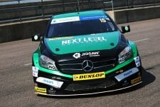 Tom Oliphant BTCC