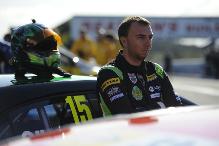 Tom Oliphant Scores Best Btcc Result In Mixed Weekend At Knockhill The Checkered Flag