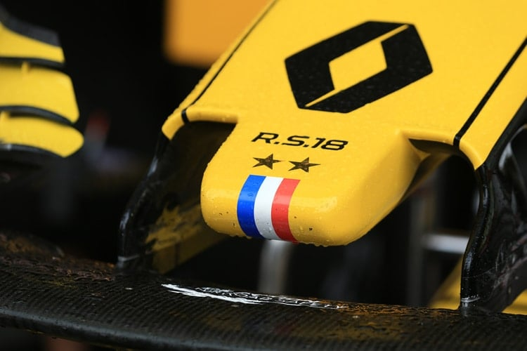 Renault Sport Formula 1 Team R.S.18 - Formula 1 - 2018 German GP